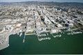 The Oakland City Royalty Free Stock Photo