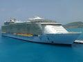 Oasis of the Seas Royalty Free Stock Photo