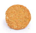 Oat biscuit cookie Royalty Free Stock Photo
