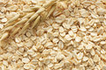 Oats background Royalty Free Stock Images