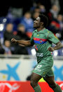Obafemi Martins of UD Levante Stock Images