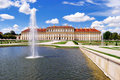 Oberschleissheim Palace near Munich Royalty Free Stock Image