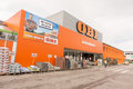 Obi home improvement store in germany Stock Image