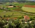 Obidos Landscape Royalty Free Stock Photo