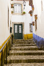 Obidos Portugal Royalty Free Stock Photography