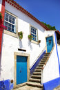 Obidos village at Portugal. Royalty Free Stock Photography