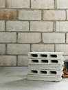 Object Of Concrete Box Used Fo...