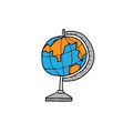 Object Education Globe
