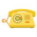 Object Retro Telephone, Old Ro...