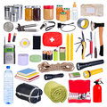 Objects useful in emergency situations such as natural disasters