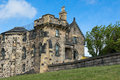 Observatory building in Calton Hill Royalty Free Stock Photo