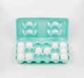 Image : Obsessive Compulsive Disorder OCD Carton of Eggs the