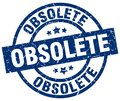 obsolete stamp