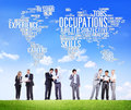 Occupation Job Careers Expertise Human Resources Concept