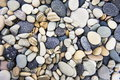 Ocean costal rocks cristal clean rocks pasific ocean coast Stock Photography