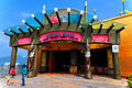 Ocean express entrance at ocean park, hong kong Royalty Free Stock Images