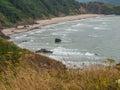 Ocean Overlook Royalty Free Stock Photo