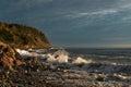 Ocean shore Royalty Free Stock Photo