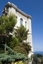Oceanographic Institute in Monaco Stock Photo