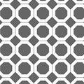 Octagon pattern Royalty Free Stock Photo