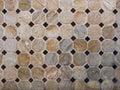 Octagonal mosaic Royalty Free Stock Photo