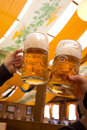 Octoberfest beer Royalty Free Stock Photo