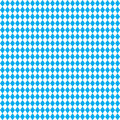 Octoberfest blue pattern Royalty Free Stock Photo