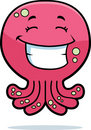 Octopus Smiling Stock Photography
