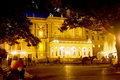 Odessa Opera and Ballet Theater Stock Image