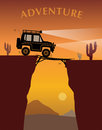 Off-road adventure Royalty Free Stock Images