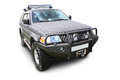 Off-road car isolated Royalty Free Stock Photo