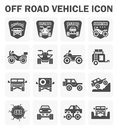 Off road icon