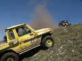 Off road  race Royalty Free Stock Images