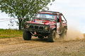 Off-road race car Royalty Free Stock Photo
