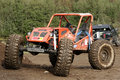 Off Road Racer Stock Image