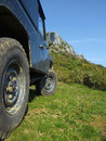 Off-road vehicle Royalty Free Stock Photo
