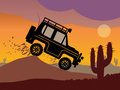 Off-road vehicle Royalty Free Stock Photography