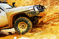Off roading thrill Royalty Free Stock Photos