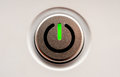 On off switch. Royalty Free Stock Photo