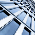 Office building wall of close up Stock Photo
