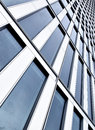 Office building wall of close up Royalty Free Stock Image