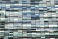 Office Building Windows Royalty Free Stock Photo