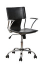 Office chair on white background Stock Photos