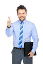 Office clerk-83 Stock Photos