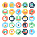 Office Colored Vector Icons 2