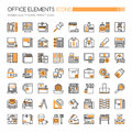 Office Element Icons