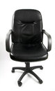 Office leather chair Royalty Free Stock Image