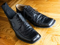 Office shoes Royalty Free Stock Photo