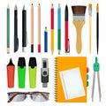 Office Stationery Or School Eq...