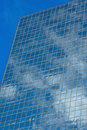 Office Tower Window Reflections 2 Royalty Free Stock Photos